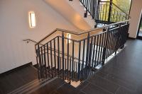 Hell, großzügig und freundlich: die Treppenhäuser